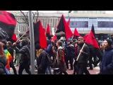 Польша. В Познани прошла крупная антифашистская демонстрация