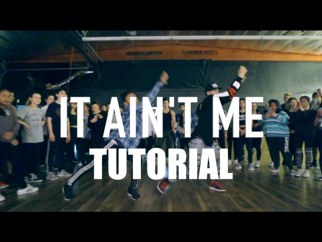 IT AIN'T ME - Kygo Selena Gomez Dance TUTORIAL | @MattSteffanina Choreography