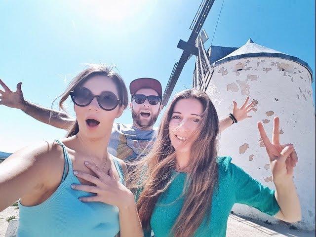 Funfamily Толедо | Toledo | Испания | Spain (TRAVEL VLOG)