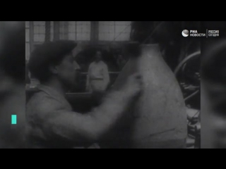 Труд рабочих на заводе до революции