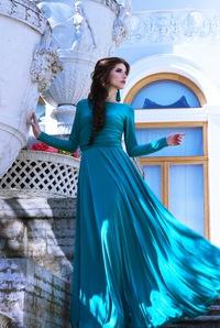 В контакте пошив платьев