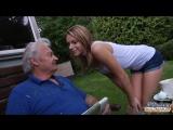 Oldje.com E344 Bernice - (Sweet ApologyДевушка сладко просит простить её у дедушки)