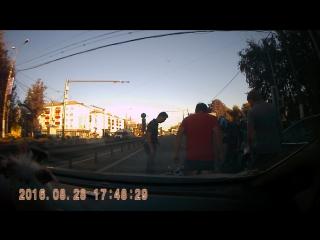 ДТП Люберцы 28.08