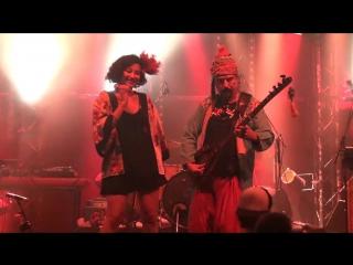 Baba Zula Live at The Barby 25.6.15 בבא זולה בהופעה במועדון הבארבי תא_0002
