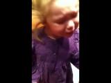 """""""Мам, у меня такие плаблемы..."""" (Маруся первый день идет в детский сад)"""