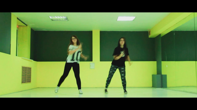 Dancehall routine | Kovli | Music: Sia - The Greatest