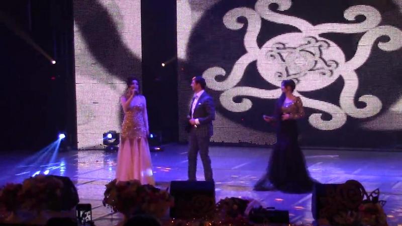 TSC: Азамат Биштов и сёстры Царикаевы - Так загадано было судьбой (NEW 2016)