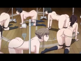 Абсурдное порно хентай многоножка all fours anal insertion animated ass bdsm breasts