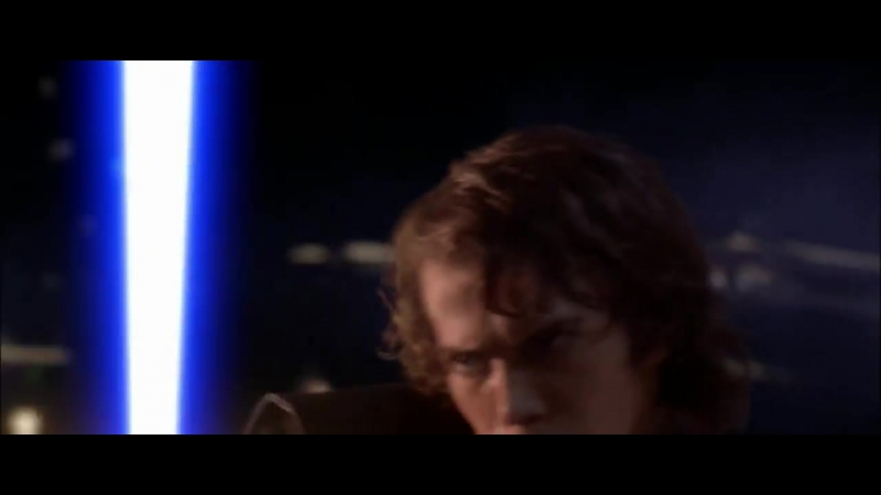Битвы Star Wars_ Энакин Скайуокер и Оби-Ван Кеноби против Дарт Тирануса (бой 2)