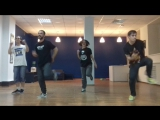 LOCKING DANCE ROUTINE - Лаборатория Танца