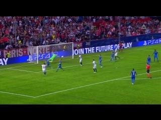 Sevilla - Dinamo (Z) 4-0, highlights, 02.11.2016. HD