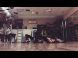 Choreography / Evgeniya T / Грибы - тает лёд