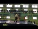 РК по боксу, Ямщитов Артем красный угол