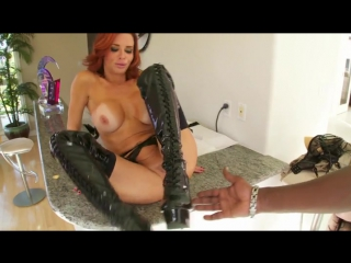 !!!Veronica Avluv, Veruca James Lexington Steele Asses to Mouths Anal Boot Camp