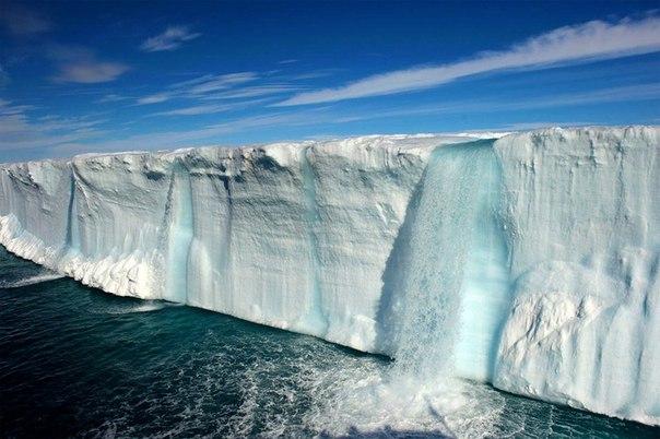 Самые толстые льды на планете