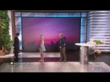 Ellen Show with Emirates Pilot and Cabin Crew