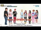 160907 Red Velvet @ Weekly Idol [рус.саб]
