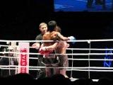 (Буакав Пор. Прамук и Джабар Аксеров) Buakaw Por Pramuk vs Dzhabar Askerov K 1 2007