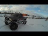 Белое безмолвие или Ford F-350 зимой