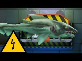 Hungry Shark Evolution - Электрическая акула - Electro Shark КВЕСТЫ