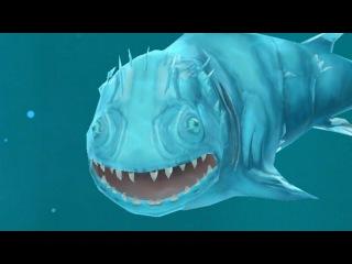 Hungry Shark Evolution - Ледяная акула - Ice Shark - ПРОХОЖДЕНИЕ КВЕСТОВ