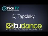 Studance 2016 Интервью - DJ Tapolsky