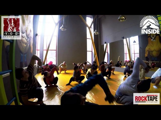ЛУЧШАЯ лечебная гимнастика AS. Alexandr Stepanov. Приходите в YOD