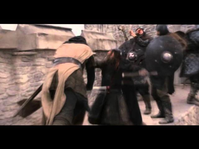 Ironclad (2011) - Claymore Scene