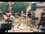 Sting unplugged at Il Palagio