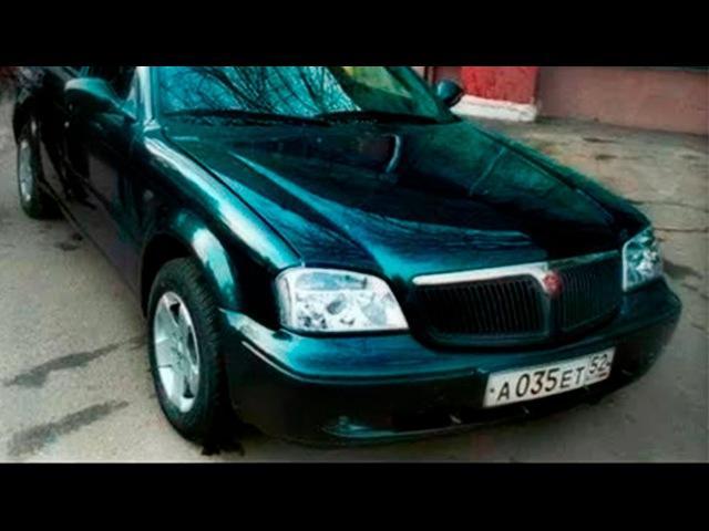 Вышел прототип Новой Волги - просто мечта! Новинки авто русские машины еще покажут!