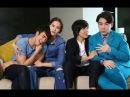 Nadech Yaya Cute Poses ll Filming Leh Lub Salub Rang 31 3 2017