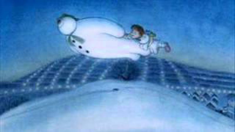 Andy Burrows - Light the Night (The Snowman and the Snowdog Song)