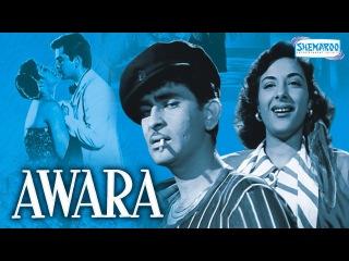 Awara (1951) - Hindi Full Movie - Raj Kapoor - Nargis - Prithviraj Kapoor