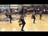 Madison East Highschool Pep Rally 2014