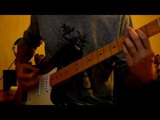 Crazy Lixx - Rock And A Hard Place (Guitar Playthrough)