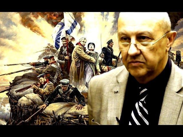 Поворотный пункт в мировой истории - крымская война. Андрей Фурсов.