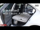 Car Airbed with Electric Air Pump - Gearbest