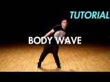 How to Body Wave Side to Side (Hip Hop Dance Moves Tutorial)  Mihran Kirakosian