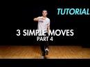 3 Simple Dance Moves for Beginners - Part 4 Hip Hop Dance Moves Tutorial Mihran Kirakosian
