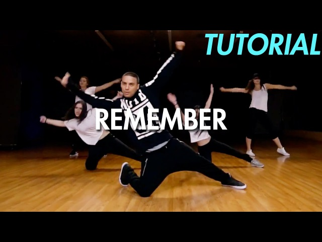 TroyBoi - Remember (Dance Tutorial)   Mihran Kirakosian Choreography