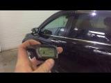 Honda CR-V. Установка сигнализации с дистанционным запуском двигателя Pandora DX 50b