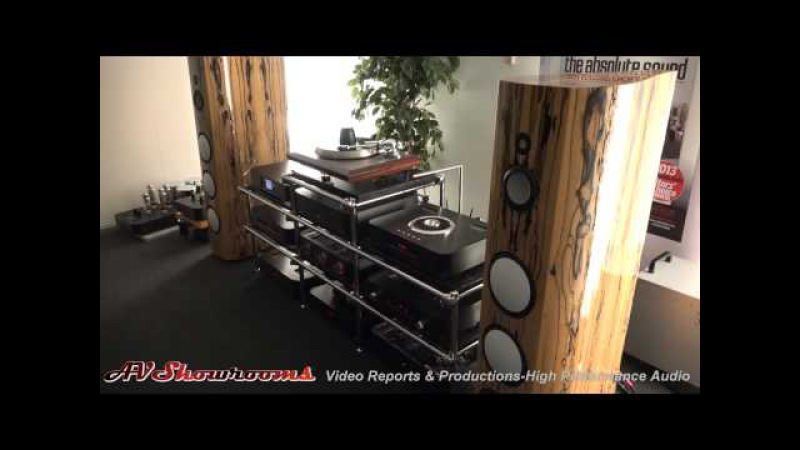 Ayon Audio, Lumen White loudspeakers, Lumen White turntable, Highend Munich