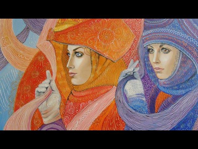Богиня судьбы - Макошь (Славянская мифология)12