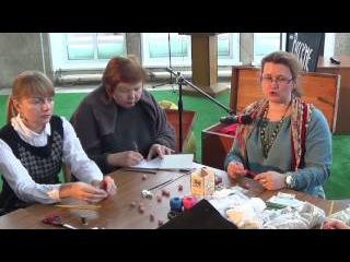 Мастер-класс Марины Крысовой: Кукла-сувенир в сибирском костюме
