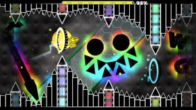 The Furious by Knobbelboy [Hard Demon]   Geometry Dash 2.0