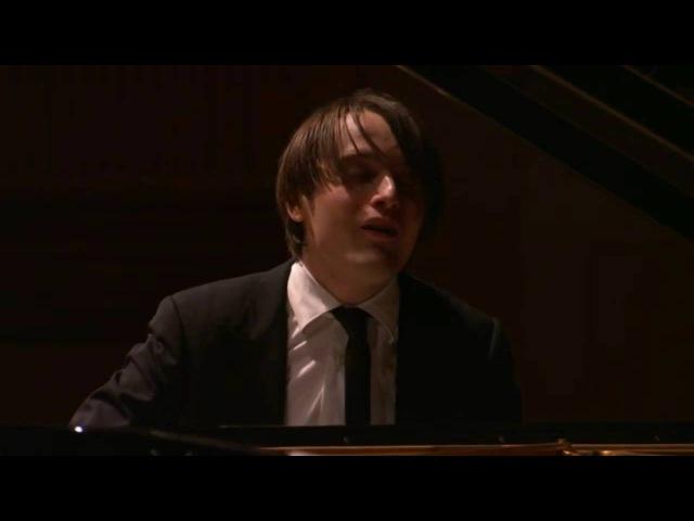 Liszt 12 Transcendental Etudes Daniil Trifonov