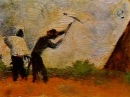 Импрессионисты Жорж Сера Seurat Impressionists Cromwell TV rip by mikloeff