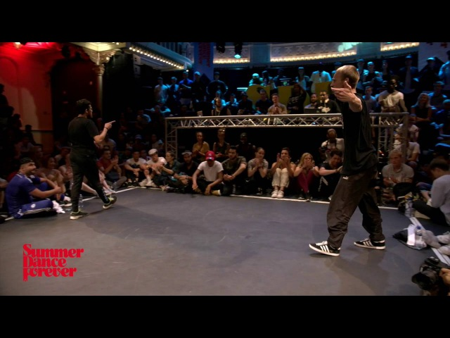 Lilou vs Cheerito SEMI-FINAL Breaking Forever - Summer Dance Forever 2016