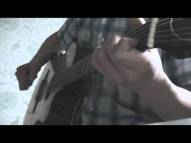 Михаил Шелег - За глаза твои карие (на гитаре)