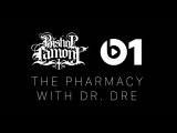 Bishop Lamont visits BEATS 1 Radio The Pharmacy with Dr. Dre